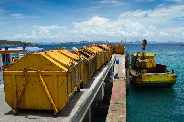 Liman Atık Kabul Tesisi Nedir